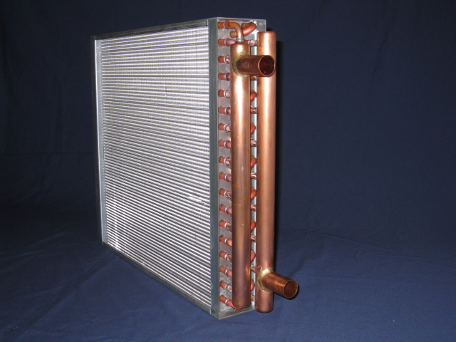 HTL water to air heat exchanger from hcrheatexchanger