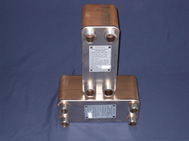 brazed plate heat exchanger from hcrheatexchanger