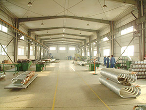 HTL water to air Coil heat exchanger manufacturer 4-pic