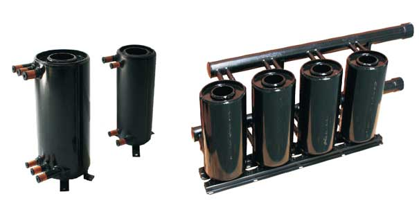 Canister Heat Exchanger