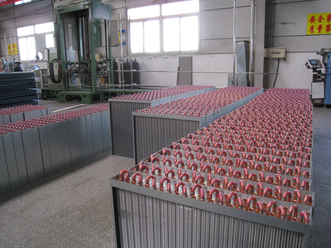 HTL water to air coil heat exchanger coil manufacturer 7